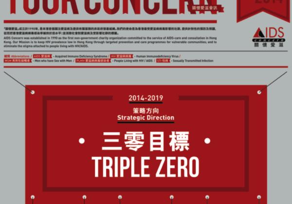 關懷愛滋 2014年01月號會訊